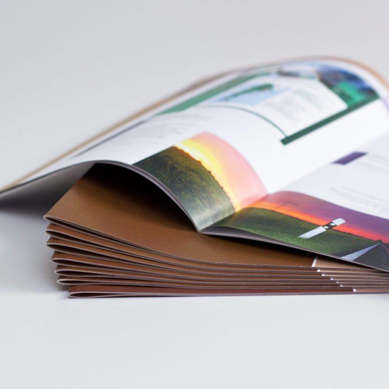 ulotki, broszury, koperty